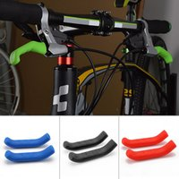 Wholesale Motorcycle Lever Pair Bike MTB Road Handle Sleeves Yvo Brake Lever Protector Protective Silicone