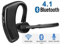 Wholesale computer chips for sale - V8 Bluetooth Wireless earphone Gaming Headset With CSR Chip Adjustable Headband Long Time Playing Earphone Crystal Retail Box DHL