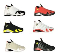Wholesale car shoe mens resale online - Desert Basketball Shot Shoes Last Sand Bred Black Toe Red Car Black Yellow Mens Women Trainers Cheap Price With Box