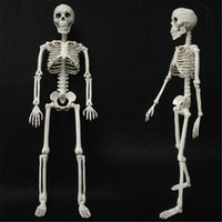Wholesale human model art for sale - Group buy Horror Halloween Decoration Flexible Human Anatomy Bone Skeleton Model Medical Learn Aid Anatomy Art Sketch Party Supplies JK1909