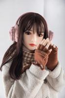 bonecas femininas reais de tamanho real venda por atacado-YDDoll Full Size Boneca Do Amor Boneca Feminina para Homens Adultos Brinquedo Masturbação Bonecas Realistas TPE - 158 cm, 5.18ft