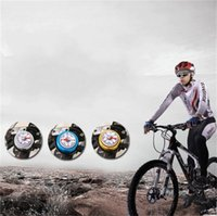 Wholesale bicycle bells compass for sale - Group buy Aluminium Alloy Bike Horns Riding Accessories Compass Bicycle Bell Durable Convenient Practical Hot Sale Anti Wear High Hardness xtI1