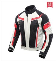 Wholesale men s winter vest casual resale online - Riding Down Jacket Casual Sets Riding suit Autumn and Winter Warm Motorcycle clothing Knight racing fluorescent reflective vests