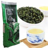 ingrosso cravatte cinesi-250g cinese Anxi Tieguanyin Oolong Organic Health Care TiKuanYin tè verde Premium Naturale Oolong Tie Guan Yin Tea Green Food