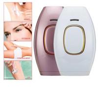 ipl maschine tragbar großhandel-IPL Laser Epilierer Frauen Haarentfernung Maschine Tragbare Enthaarungsmaschine Ganzkörper Haarentfernungsgerät Schmerzfreie Pflege Epilierer GGA2089