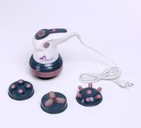 máquinas de terapia por infravermelhos venda por atacado-Terapia infravermelha do Massager da queimadura gorda do emagrecimento do corpo anti para a perda de peso Perder a máquina gorda elétrica do queimador do peso