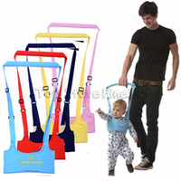 ingrosso baby walker per anni-Nuovo arrivo Baby Walker Wings, Protable Baby Harness Assistant Toddler Leash For Kids Learning Training Walking Baby Belt per bambino