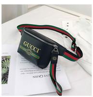 ingrosso pelle di fanny-borse a vita unisex del progettista di marca borse del petto di cuoio dell'unità di elaborazione per gli uomini e le donne pacchetti di fanny di alta qualità