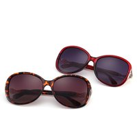 big framed glasses retro großhandel-5606 Vintage Big Frame Sonnenbrille Frauen Markendesigner Übergroße Retro Sonnenbrille UV400 Adumbral Sunglass Outdoor Shades Eyewear