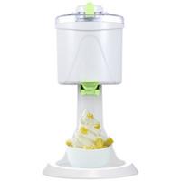 casa fabricante de sorvete venda por atacado-Beijamei Wholessale Portátil Gelado De Frutas Congeladas Maker Casa Automático Mini Slush Máquina de fazer Sorvete