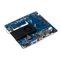 Wholesale Dual core mini motherboard U dual serial port into graphics card i3i5CPU quad core set