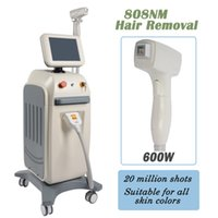 Wholesale laser hair machines for sale resale online - beauty machine diode laser hair removal nm LightSheer hair removal lasers for sale painless epilator hair remover