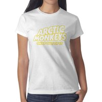 Wholesale arctic monkeys tee for sale - Group buy Arctic Monkeys Snap Out Of It white womens t shirt shirts t shirts tee shirts shirt design graphic make a friends athletic t shirt