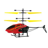 Wholesale helicopter rc sale for sale - Group buy 4 styles toy Originality Hot Sale Flying Helicopter Mini RC Infrared Induction Aircraft Flashing Light Drone Toys Christmas Gifts