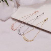 ingrosso alex ani-accessori argento Ladies New fashion elegante alex e ani charming braccialetti di paracord cristallo giada