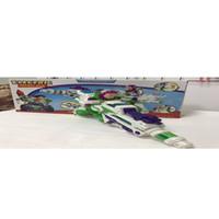 ingrosso pistola fumetto-Regali per bambini Pistola Giocattoli Movie Character Model Movie Figures Vocal Glowing Doll Cartoon Doll Commemorative Doll Modello Color Box Pack