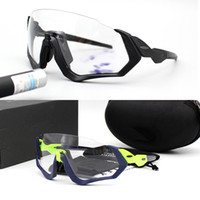 Wholesale bike riding sunglasses resale online - Cycling glasses photochromic road racing bike sunglasses MTB sport running riding fishing goggles bicycle eyewear