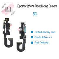 Wholesale cable parts accessories for sale - 10PCS OEM small front camera for iPhone Proximity Sensor Light Flexible cable cam replacement mobile phone accessories and parts