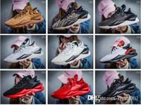 zapatos y3 al por mayor-Nuevos zapatos casuales Y-3 QASA RACER Hight SnEakers transpirable Hombres Mujeres Zapatos casuales Parejas Y3 Zapatos Tamaño Eur36-45