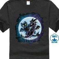 jeux de dragon sans dents achat en gros de-Dragon Playground édenté Crossover Jeux Vidéo Femmes T-shirt