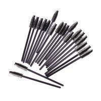 ferramentas para maquiagem de sobrancelha venda por atacado-Extensão dos cílios Descartáveis Sobrancelha Escova Mascara Wand Aplicador Spoolers Eye Lashes Cosméticos Pincéis de maquiagem ferramenta 10000 pçs / set RRA1172