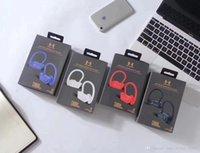 mini audiencia al por mayor-Mini silicona materi los auriculares inalámbricos de Bionic Car sudor impermeable JBL UA Cooperación ANDROID IOS Huawei En rebajas