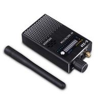 ingrosso spia rf rivelatore di telecamere senza fili-Set di rivelatori di segnale RF per telecamera anti-spy Bug GPS [Upgrade Enhanced], GPS Tracker Amplificazione telecamera wireless Sensibilità ultra alta
