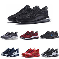 743477f752b03a 2019 NEW Arrival Air 720 Running Shoes High Quality Triple Black Red Blue  Designer Trainer Athletic Sports Men Shoe Air Sneakers Size 36-45