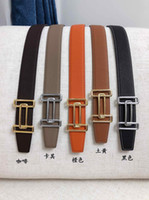 Wholesale bronze clothing accessories resale online - 2019 brand belts men clothing Accessories business belts for men big buckle fashion mens leather belts T M2