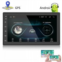 Wholesale new truck gps for sale - Group buy HD Inch Car Wifi Android GPS Navigation Bluetooth Truck GPS Navigator FM MP4 MP3 Video Player