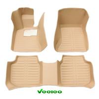 Wholesale 3d car floor mats for sale - Group buy Custom Fit Colors PVC Car Floor Mats for X6 E71 Full Set Waterproof Anti slip Car Mats D Carpets
