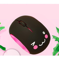 Wholesale computer mouse gifts for sale - Group buy Cute Rechargeable Wireless Mouse Computer Mice DPI USB Optical Gaming For PC Laptop Girl Gift Home Office Use