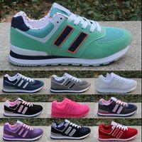 Wholesale striped platform shoes resale online - mens designer shoes fashion luxury women shoes platform Espadrilles Plate forme sneakers loafers luxe chaussette brand N shoe