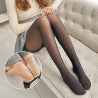 Women Leggings Tights Thick Hosiery Collant Pantyhose Medias Nylon Tights Women Keep Warm Female Pantyhose Long Stockings