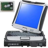 ingrosso bmw icom hdd-I più recenti V2018.12 HDD icom A2 + B + C per software di programmazione di diagnostica automatica BMW + laptop CF-19 4 GB con batteria