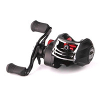 Wholesale shots lures for sale - Group buy 17 BB Metal Baitcast Fishing Reel Left and Right Hand Long Shot Lure Fishing Reel