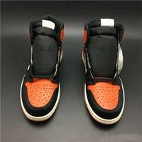 kaliteli kadın basketbol ayakkabıları toptan satış-2029 Satış 1 Yüksek OG Arkalık İyi Kalite 1s ben Kicks Kadın Erkek Basketbol Spor Ayakkabı Sneakers Eğitmenler Shattered