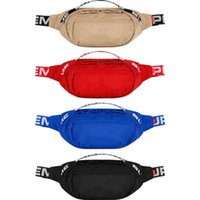 Wholesale shipping wallets resale online - Best selling waist bags high quality fashion casual wallet shoulder bag Cross Body bags street popular outdoor bag