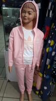 Wholesale cute linen resale online - 2019 children s clothing designer clothes sportswear suit denim sleeveless printed short sleeved skirt piece suit girls clothes Ab7755