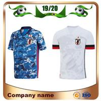 Wholesale jersey japan for sale - Group buy 19 Japan Soccer Jersey Home Maillot De Foot Honda Okazaki Kagawa Soccer Shirt National Team Away Football Uniform