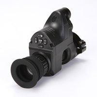 monoküler kameralar toptan satış-PARD NV007 Dijital Gece Görüş Monoküler Teleskop Kameralar 5 w DIY / IR / Kızılötesi Gece Görüş Tüfek 200 M Aralığı Gece Tüfek Optik