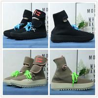 american lace up shoes venda por atacado-Explosão bonito! Mais recente American Street Moda Seta Meias Botas Maré dos EUA Marca Elastic Tecido de Malha de Alta Densidade Elasticidade Sapatos Casuais