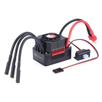 Wholesale heating units for sale - Group buy GTSKYTENRC Waterproof Combo KV KV Brushless Motor w Heat Sink A ESC for RC RC Car