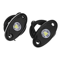 Wholesale motor led lights for sale - Group buy Winsun OL R03 Inch W LED Deck Led Automobile Chassis Lights General Motors Side Lights Bottom Lighting Decorative Lights
