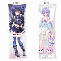 "Hyperdimension Neptunia Noire Uni Dakimakura Body Pillow Case Cover  59/"""
