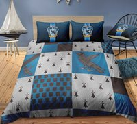 Wholesale green twin bedding sets for sale - Group buy Thumbedding Harry Potter Bedding Set Bird Magic Design Duvet Cover Set Queen Twin Full Single Double Animal Bed Set With Pillowcases