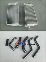 Wholesale radiator hoses for sale - Group buy For HONDA CR250R CR250 CR CR R Aluminum Radiator Hose