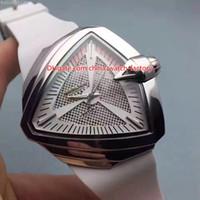 ingrosso eta marche di movimento movimento-Topselling orologio di alta qualità di marca H24615331 triangolo acciaio 316L Asia ETA 2824-2 movimento automatico meccanico trasparente orologi da uomo