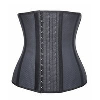 Wholesale women s corset belts for sale - Group buy Woman Modeling Strap Slimming Corset Latex Waist Trainer Corset Hollow Out Tummy Control Belt Body Shaper Colombian Girdle Woman