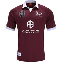 2020 QUEENSLAND MAROONS STATE OF ORIGIN JERSEY QLD MAROONS 2020 RUGBY JERSEY 2019 QLD MAROONS INDIGENOUS rugby Jersey size S-5XL (can print)